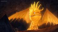 Snotlout's Fireworm Queen 166