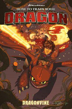 Dragonvine Cover