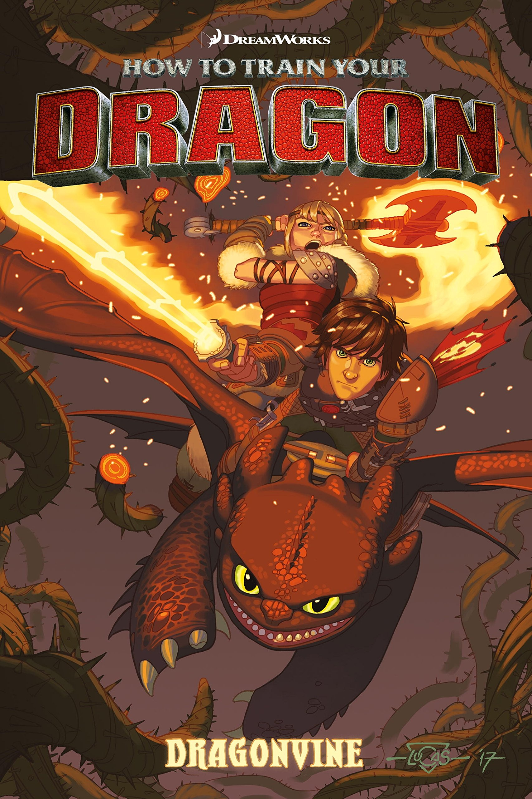 Dragonvine how to train your dragon wiki fandom powered by wikia publication date ccuart Images