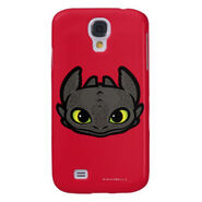 Toothless Head Icon Samsung Galaxy S4 Case