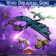 Vivid Dreadfall Skins