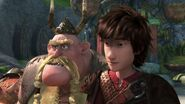 Hiccup saying they need to get rid of Thor Bonecrusher