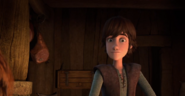 Tail of 2 dragons hiccup talking to his dad