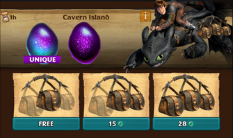 Cavern Island 2 ROB