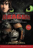 How to Train Your Dragon Movie Tie-In Cover 2014