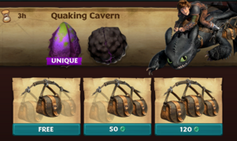 Quaking Cavern