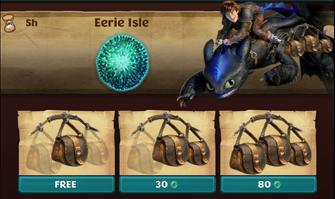 Eerie Isle