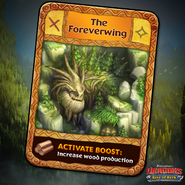 Foreverwing Card