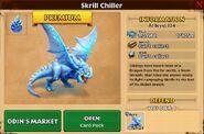 Skrill Chiller info