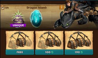 Dragon Island (Clawlifter)