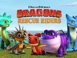 Dragons: Rescue Riders, Season 1