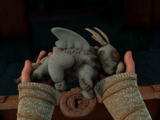 Hiccup's Toy