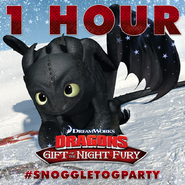 Snoggletogparty