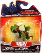 Terrible Terror Mini Dragon Package