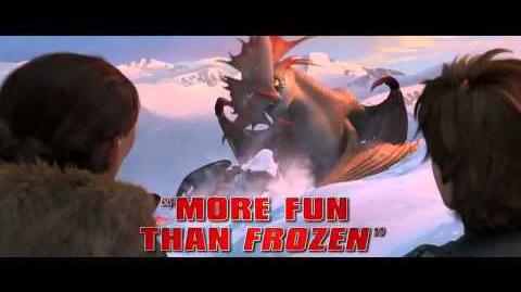 HOW TO TRAIN YOUR DRAGON 2 - TV Spot 12