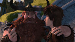 Hiccup and Stoick's Relationship | How to Train Your Dragon