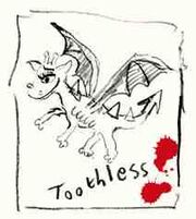 Tribe toothless3