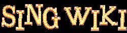 Sing Wiki Wordmark