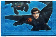 Hiccup and Toothless Dragon 3 merch