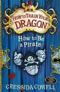 How to Be a Pirate Newer British Cover