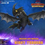Night Terror Reveal