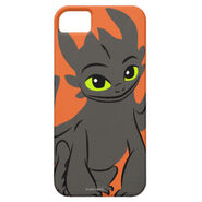 Toothless Illustration 02 iPhone SE55s Case