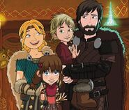 HC book family