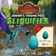 Sliquifier EggSale