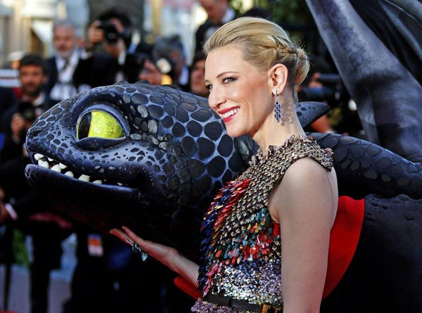 Cate blanchett how to train your dragon wiki fandom powered by gallery ccuart Gallery