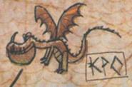 Map dragon 8
