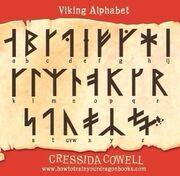 Viking Alphabet books