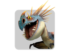 Dragon icon STORMFLY