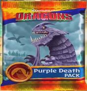 Purple Death Card Pack