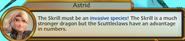 Skrill is an Invasive Species