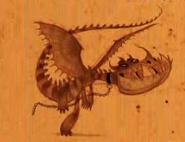 Credits dragon