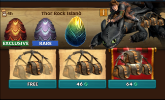 Thor Rock Island (Moldruffle)