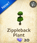 Zippleback Plant