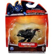Defenders of Berk Mini Dragons, Toothless Night Strike