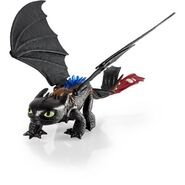 DreamWorks Dragons Deluxe Electronic Blast and Roar Toothless4
