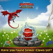 ROB-Sinker Claws Ad
