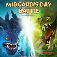 TU-Midgard's Day Battle Ad