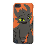 Toothless Illustration 02 iPod Touch (5th Generation) Case