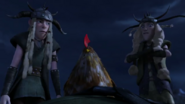 Chicken in The Wings of War 9