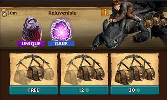 Rejuvenisle (Toothless' Rival)
