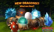Upcoming RoB dragon eggs