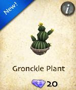 Gronckle Plant