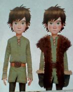 10 yo Hiccup Concept