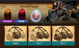 Fireworm Island (Slasher)