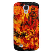 Dragons Fire Samsung S4 Case