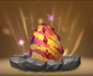 Exotic Hackatoo Egg